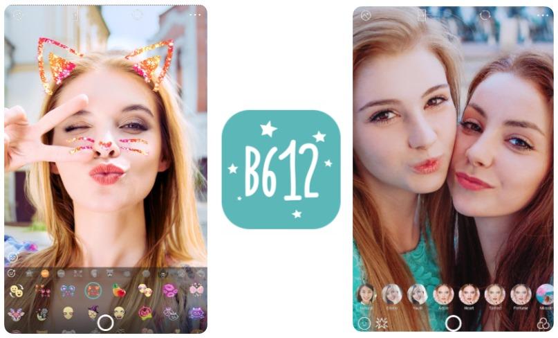 B612 - Ứng dụng chụp ảnh đẹp cho SamSung