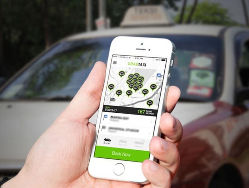 ứng dụng grab phổ biến nhất Việt Nam hiện nay