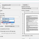 Hướng dẫn cách in 2 mặt trong PDF đơn giản và nhanh chóng