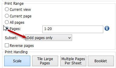 cách in 2 mặt pdf