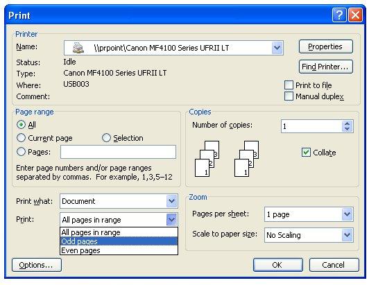 cách in 2 mặt file pdf