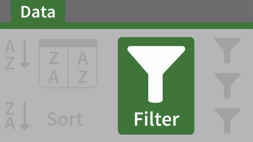 Cách tạo bộ lọc trong Excel bạn thực hiện như thế nào?
