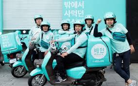 Ứng dụng Baemin nổi tiếng tại Hàn Quốc đã du nhập vào Việt Nam