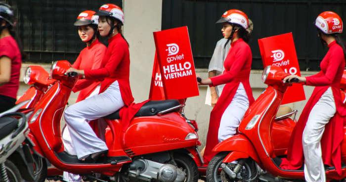 Ứng dụng Go Việt