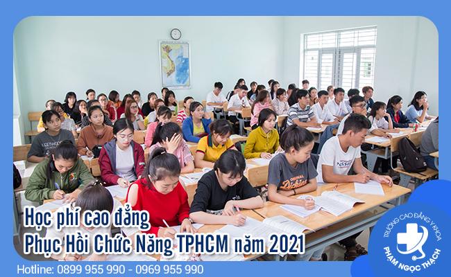 Cao đẳng Y Dược Sài Gòn học phí năm 2021 thay đổi gì?
